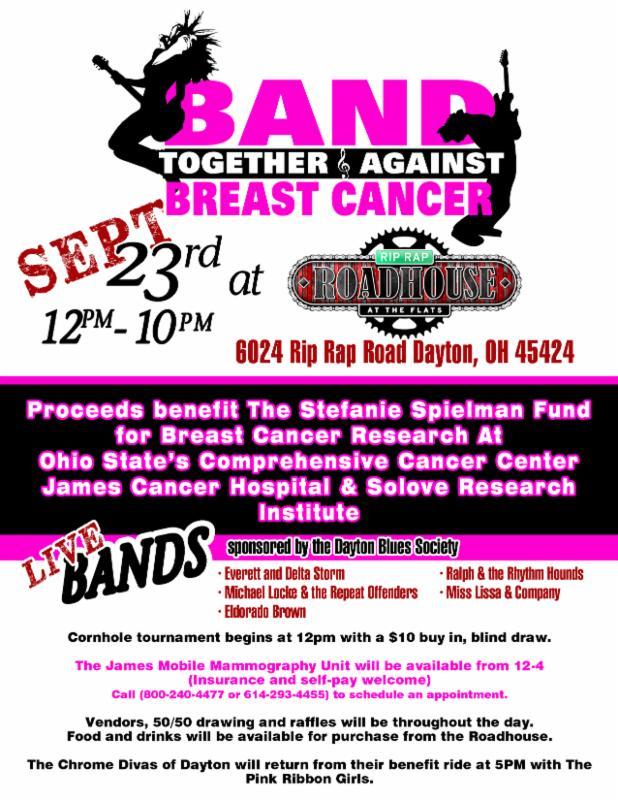Bands against Cancer