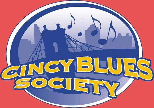 Cincy Blues Society logo