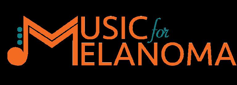 Music for Melanoma logo