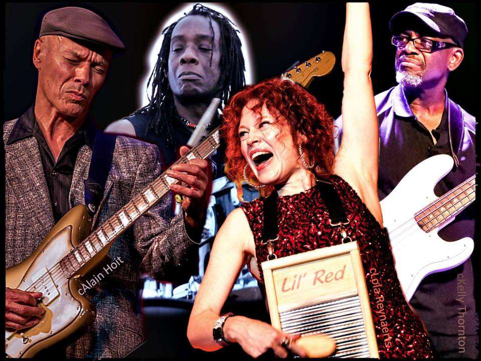 Lil Red & the Rooster and Troubled Waters International Blues Challenge Fundraiser